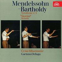 Česká filharmonie, Gaetano Delogu – Hebridy, Symfonie č. 3