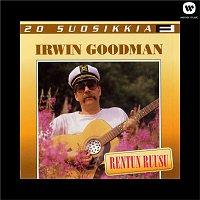 Irwin Goodman – 20 Suosikkia / Rentun ruusu