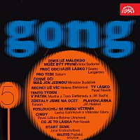 Přední strana obalu CD Gong č. 5
