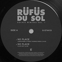 RUFUS DU SOL – SOLACE (REMIXES, VOL. 1)