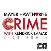Mayer Hawthorne, Kendrick Lamar – Crime [Vice Remix]