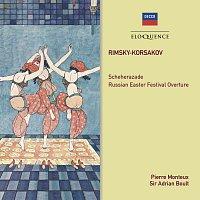 Pierre Monteux, Sir Adrian Boult, London Symphony Orchestra – Rimsky-Korsakov: Scheherazade, Russian Easter Festival Overture