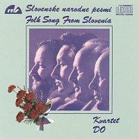 Kvartet Do – Slovenske narodne pesmi