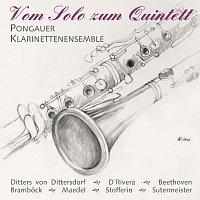 Pongauer Klarinettenensemble, Peter  Pichler, Hans Gappmaier, Thomas Kaufmann – Vom Solo zum Quintett