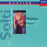 London Symphony Orchestra, Wiener Philharmoniker, Sir Georg Solti – Mahler: Symphony No.9 / Wagner: Siegfried Idyll