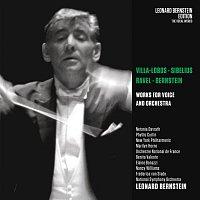 Leonard Bernstein – Villa-Lobos: Bachiana brasileira No. 5, W 389 - Sibelius: Luonnotar, Op. 70 - Ravel: Shéhérazade