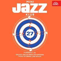 Přední strana obalu CD Mini jazz klub 27