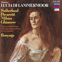 Dame Joan Sutherland, Luciano Pavarotti, Sherrill Milnes, Nicolai Ghiaurov – Donizetti: Lucia di Lammermoor [3 CDs]