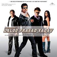 Přední strana obalu CD Padmashree Laloo Prasad Yadav