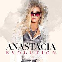 Přední strana obalu CD Evolution