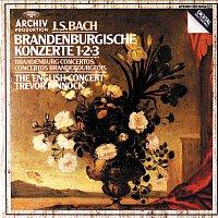 Přední strana obalu CD Bach, J.S.: Brandenburg Concertos Nos.1 - 3