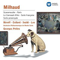 Georges Pretre – Milhaud: Music for 2 Pianos - Carnaval d'Aix - Suites