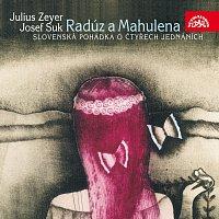 Václav Voska, Marie Glázrová, Zdeněk Štěpánek, Přemysl Kočí – Zeyer, Suk: Radúz a Mahulena. Divadelní hra