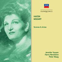 Jennifer Vyvyan, Harry Newstone, Peter Maag – Haydn & Mozart: Arias.