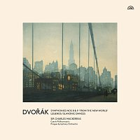 Česká filharmonie, Symfonický orchestr hl. m. Prahy FOK, Charles Mackerras – Dvořák: Symfonie č. 8 a 9, Legendy, Slovanské tance LP