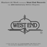 Přední strana obalu CD MAW Presents West End Records: The 25th Anniversary (2016 - Remaster)