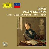 Různí interpreti – Bach 333: Piano Legends