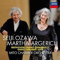 Seiji Ozawa, Martha Argerich, Mito Chamber Orchestra – Beethoven: Piano Concerto No. 2; Grieg: Holberg Suite