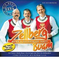 Přední strana obalu CD Wenn A Zillertaler Tanzt