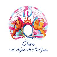 Přední strana obalu CD A Night At The Opera [Deluxe Edition 2011 Remaster]