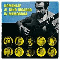 Přední strana obalu CD Homenaje Al Nino Ricardo - In Memoriam