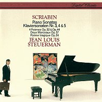 Jean Louis Steuerman – Scriabin: Piano Sonatas Nos. 3-5 etc
