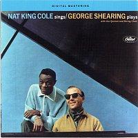 Přední strana obalu CD Nat King Cole Sings George Shearing Plays