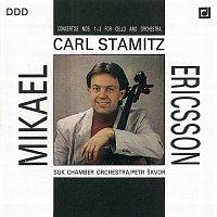 Mikael Ericsson, Sukův komorní orchestr, Petr Škvor – Stamitz: Koncerty pro violoncello