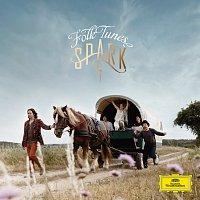 Přední strana obalu CD Folk Tunes
