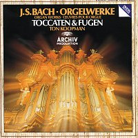 Přední strana obalu CD Bach, J.S.: Toccatas & Fugues BWV 538; BWV 540; BWV 564; BWV 565