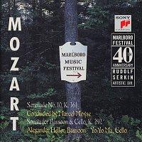 Marlboro Recording Society, Marcel Moyce, Marlboro Festival Orchestra, Wolfgang Amadeus Mozart – Mozart: Serenade, K. 361; Sonata for Bassoon & Cello, K. 292 (Remastered)