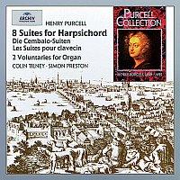 Přední strana obalu CD Purcell: The Harpsichord Suites; 2 Voluntaries