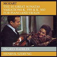 Henryk Szeryng, Ingrid Haebler – Mozart: Violin Sonatas