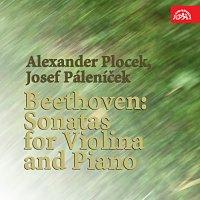 Alexander Plocek, Josef Páleníček – Beethoven: Sonáty pro housle a klavír