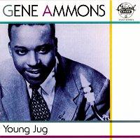 Přední strana obalu CD Young Jug