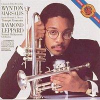 Wynton Marsalis, National Philharmonic Orchestra, Raymond Leppard – Haydn, L. Mozart & Hummel: Trumpet Concertos