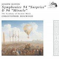 Přední strana obalu CD Haydn: Symphonies Nos.94 & 96
