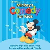 Různí interpreti – Mickey's Comedy for Kids