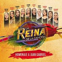 Různí interpreti – La Reina De La Canción - Homenaje A Juan Gabriel