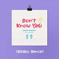 Justin Caruso – Don't Know You (feat. Jake Miller) [Dzeko Remix]