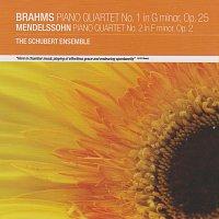 The Schubert Ensemble – Brahms: Piano Quartet No.1 / Mendelssohn: Piano Quartet No.2