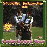 Lederhosen Duo – 24 zunftige Spitzenreiter vom