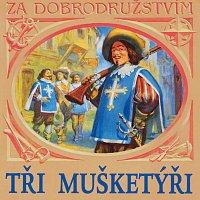 Přední strana obalu CD Dumas: Tři mušketýři