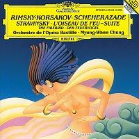 Orchestre De La Bastille, Myung Whun Chung, Frédéric Laroque – Rimsky-Korsakov: Scheherazade / Stravinsky: The Firebird Suite