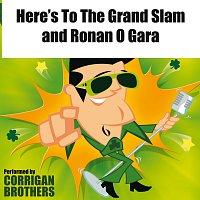 Přední strana obalu CD Here's To The Grand Slam and Ronan O Gara