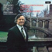 Choir Of St. John's College, Cambridge, George Guest – Poulenc: Mass in G; Exultate Deo; Salve Regina / Peeters: Missa Festiva