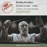 L'Orchestre de la Suisse Romande, Ernest Ansermet – Rimsky-Korsakov: Scheherazade; Antar
