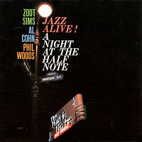 Al Cohn, Zoot Sims, Phil Woods – Jazz Alive! A Night At The Half Note [Live]