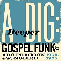 Přední strana obalu CD A Deeper Dig: Gospel Funk Of ABC Peacock & Songbird 1969-1975