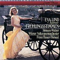 Eva Lind, Wiener Volksopernorchester, Franz Bauer-Theussl – Fruhlingsstimmen - Strauss Waltzes